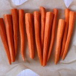 Maple & Cardamom Roasted Carrots