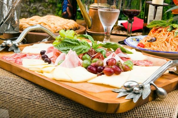Il Pizzaiolo Cheese Board