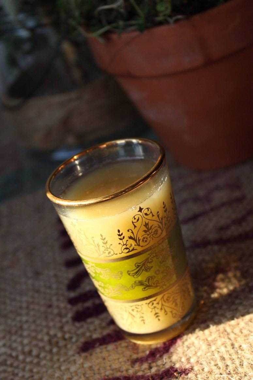 Juice of the Week: Green Juice & Dreams of Morocco
