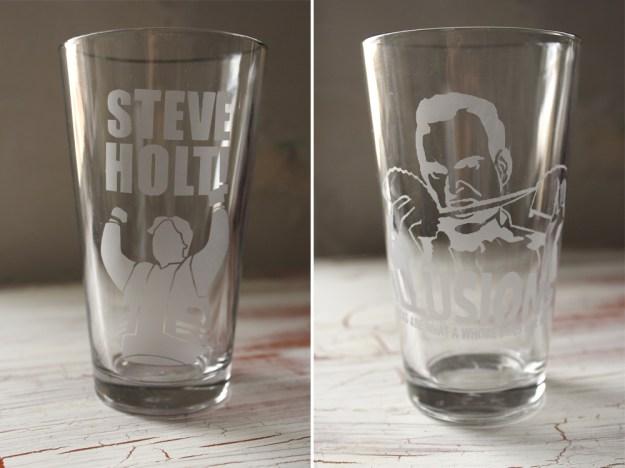 Steve Holt Gob Bluth