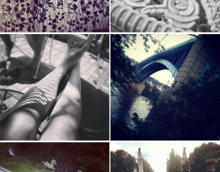 Instagram Lately: Friends & Fleurs
