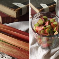 Chestnut, Rhubarb & Coconut Crisp (Gluten-Free)