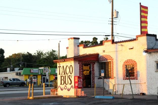 Not a Taco Bus