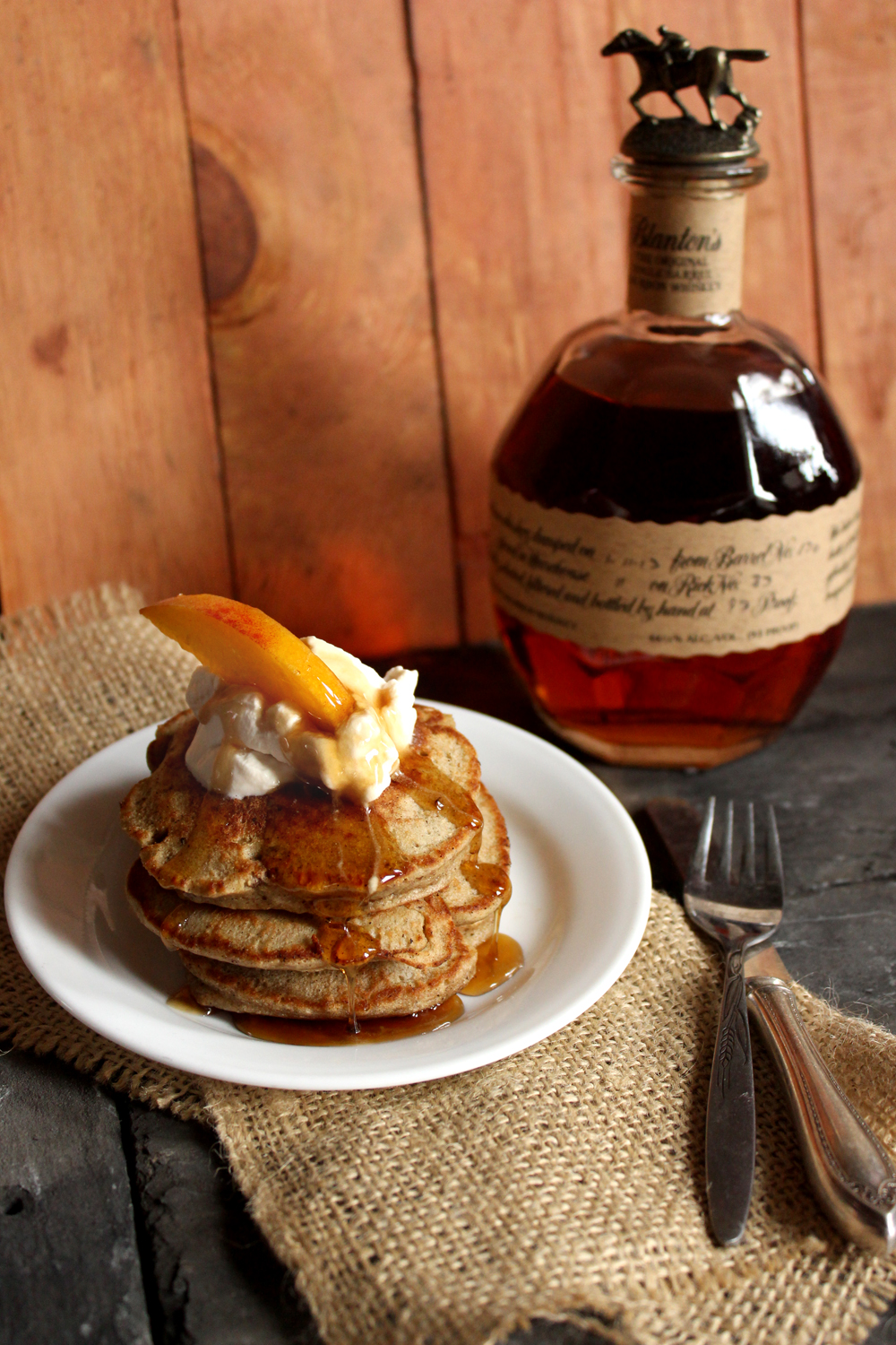 Pancakes and Bourbon
