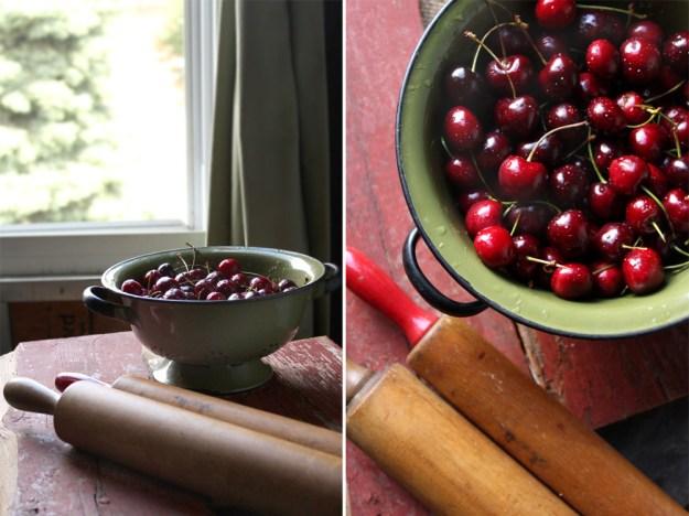 Window Cherries