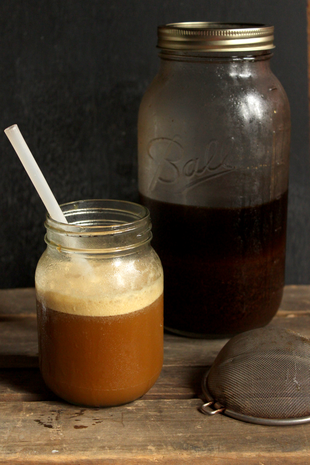 Cold Brew Frothy Top