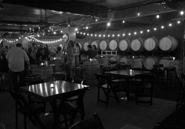 Winery Basement