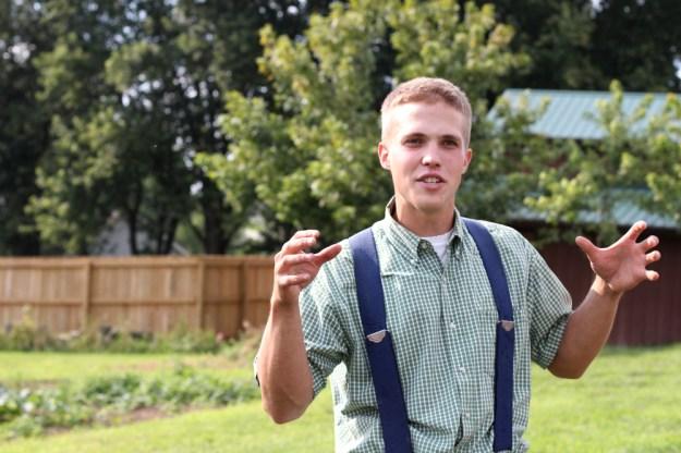The Enthusiastic Farmer