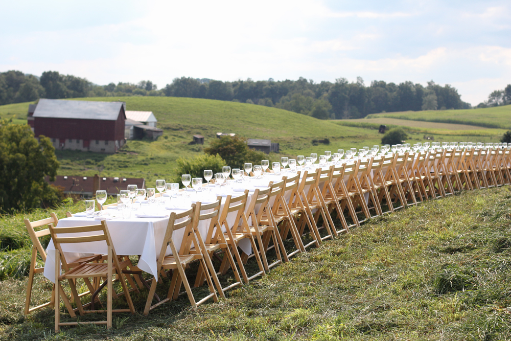 Outstanding in the Field, Pittsburgh, PA // www.WithTheGrains.com