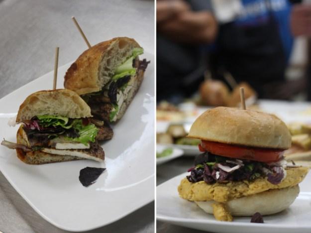 Vegan and Vegetarian