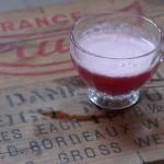 Juice of the Week: Radishes & Fruit