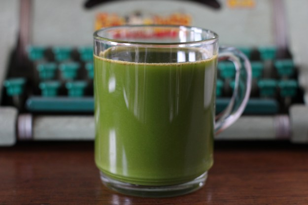 Mug of Green Juice