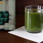 Juice of the Week: Pears, Pink Ladies, Greens & Good Advice