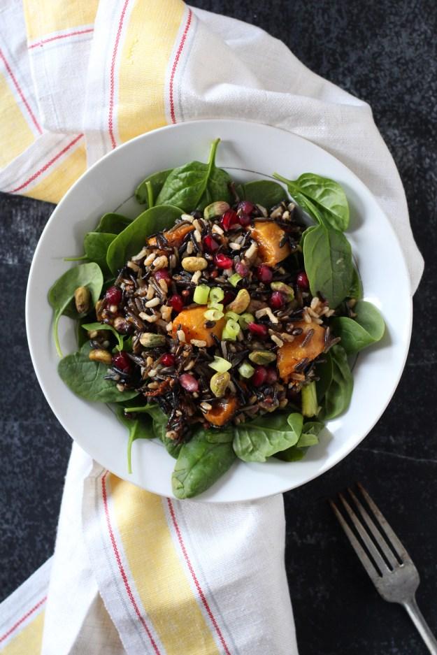 Wild Rice Salad 01