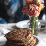 Pancakes, Plaids & Plums