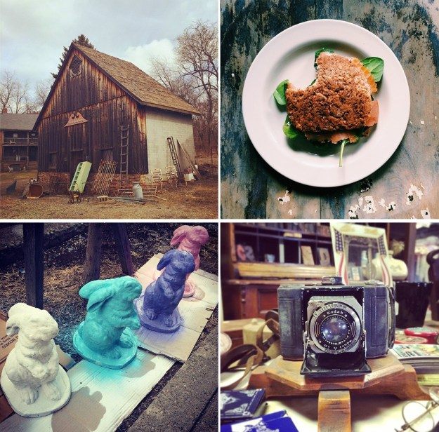 Instagram_Antiques and Easter