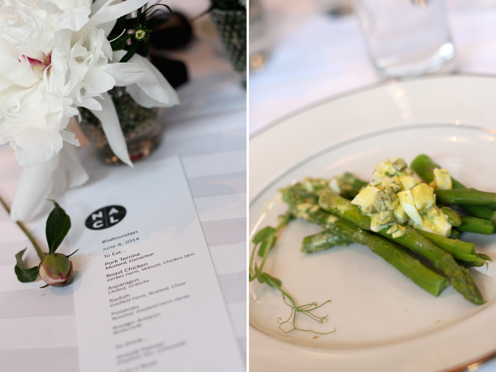 Asparagus Course