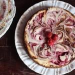 Chocolate & Raspberry Cheesecake Swirl