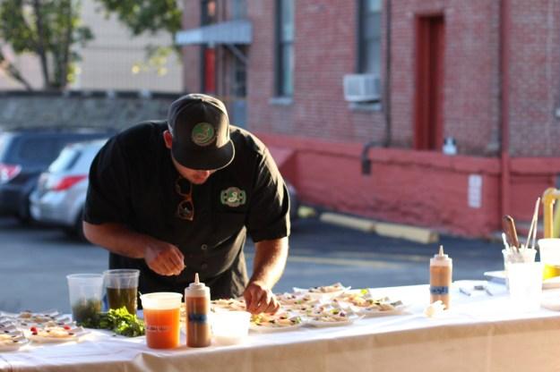 Brooklyn Brewery Chef
