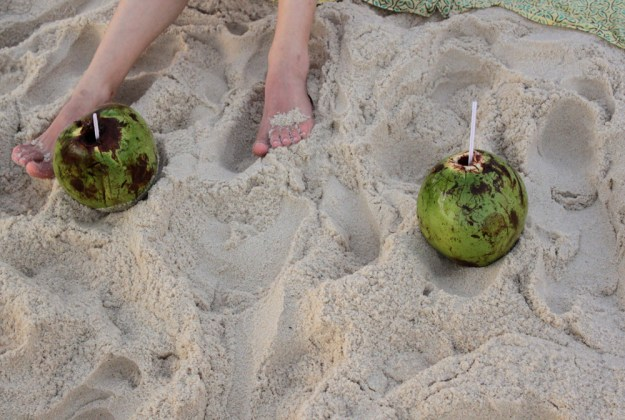 Coconuts for Two