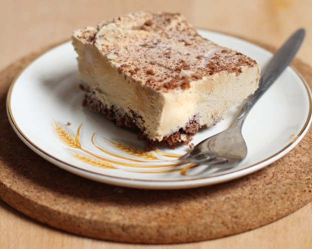 Coffee Dessert Slice