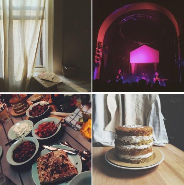 Concert and Dessert