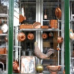 A Wednesday Wander: Copper & Keyholes in Paris