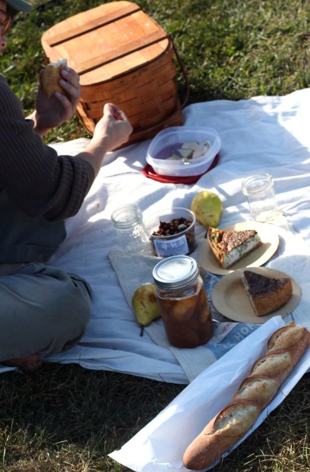 Dude and Picnic