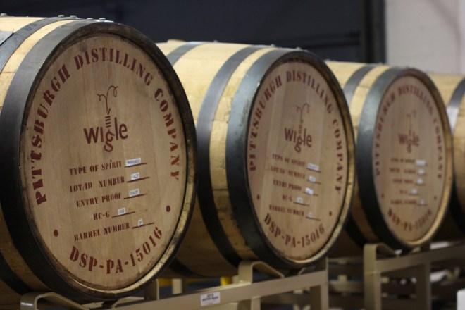 Wigle Barrels
