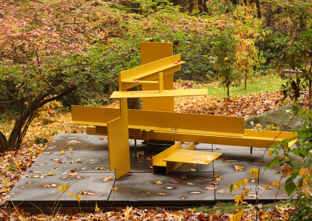 Cantilever Sculpture