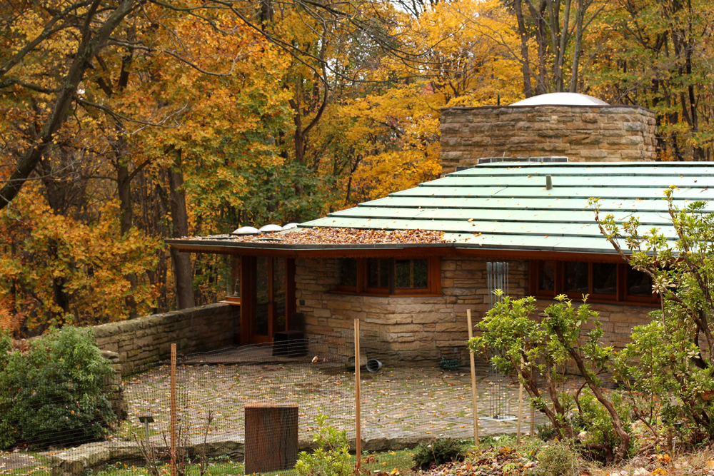 Kentuck Knob with Skylight