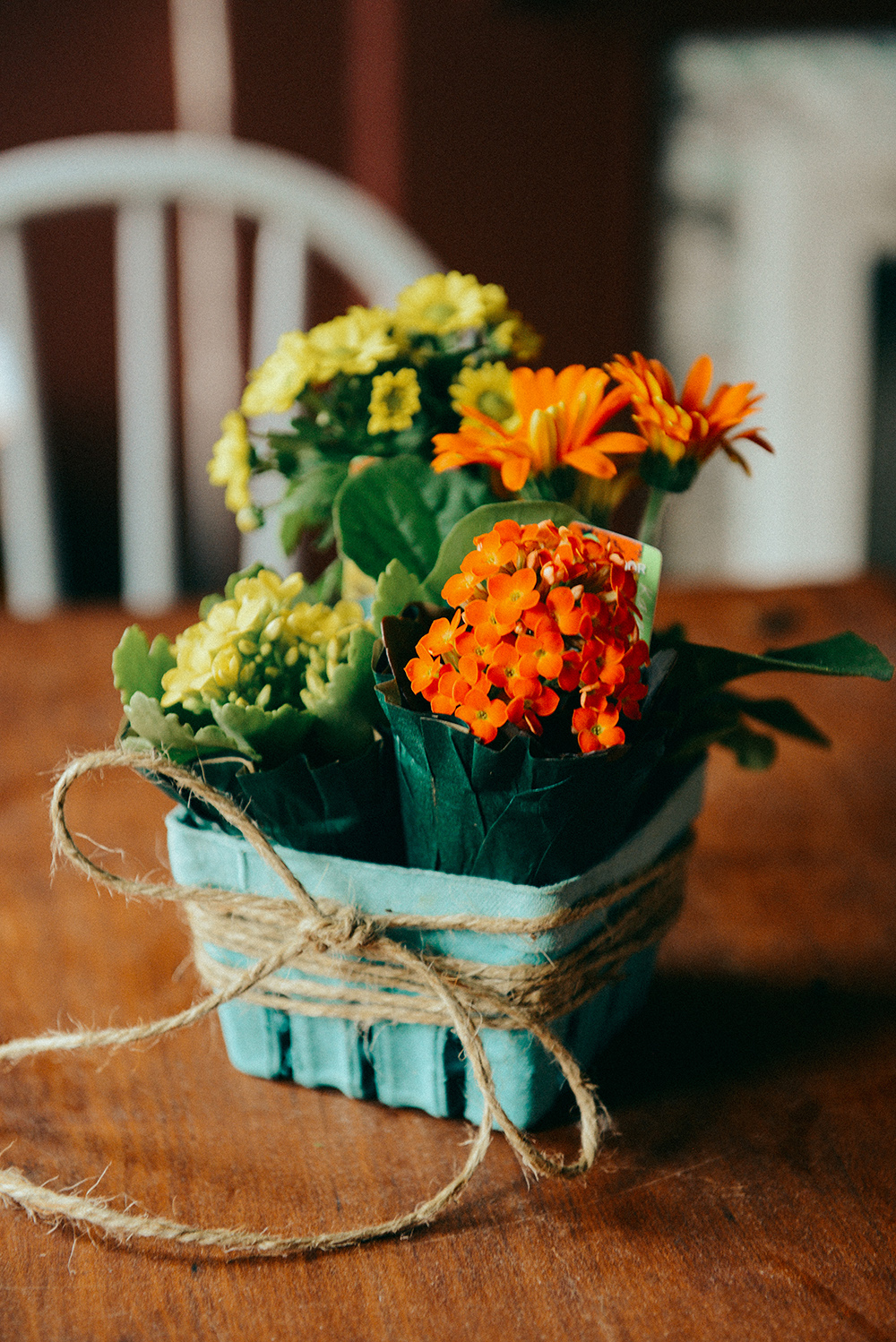 Flowers and Fruit by With The Grains 03