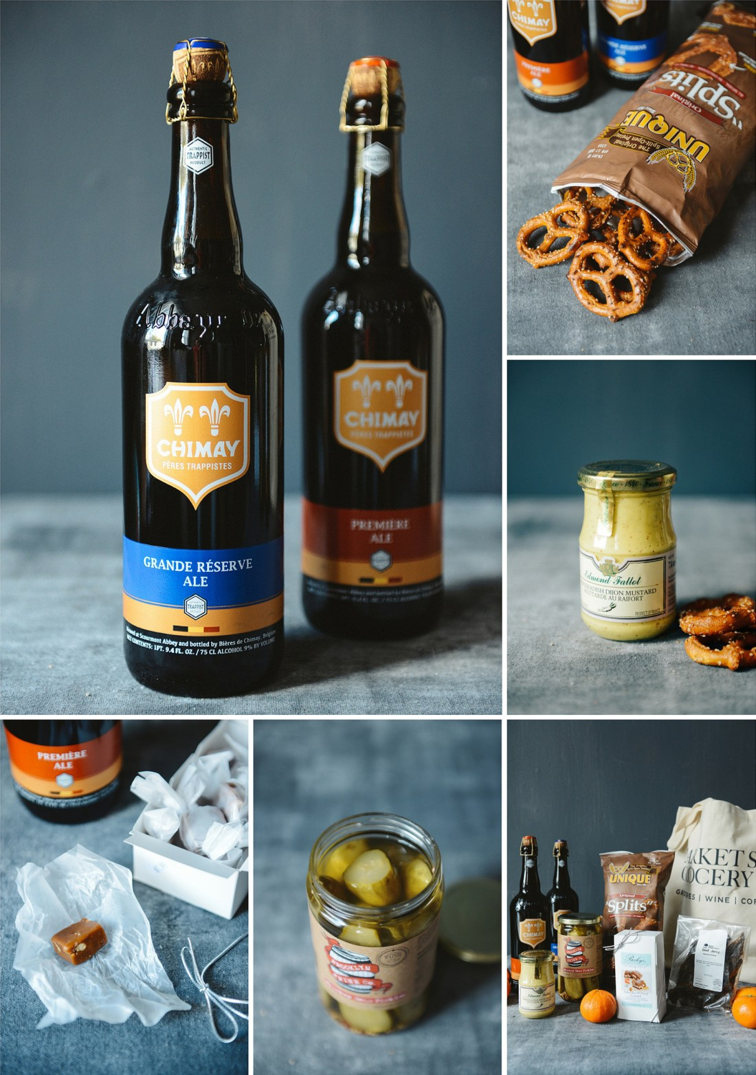 An Edible Gift Guide- For the Beer Lover // www.WithTheGrains.com