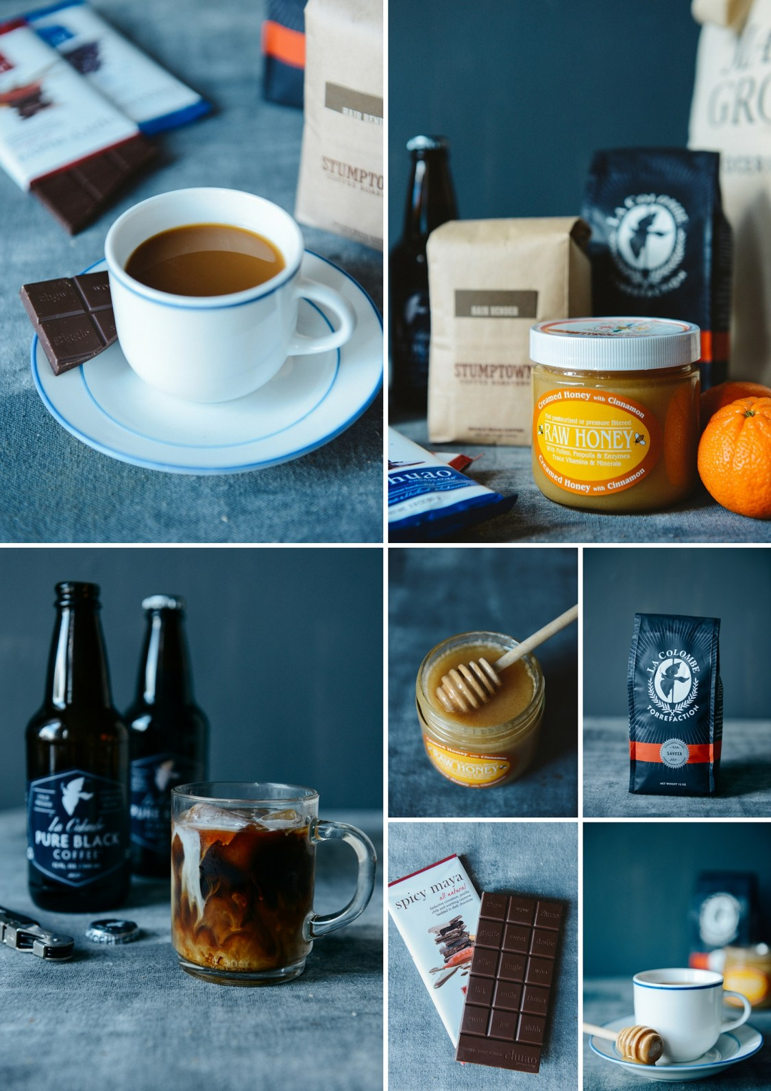 An Edible Gift Guide- The Coffee Lover // www.WithTheGrains.com