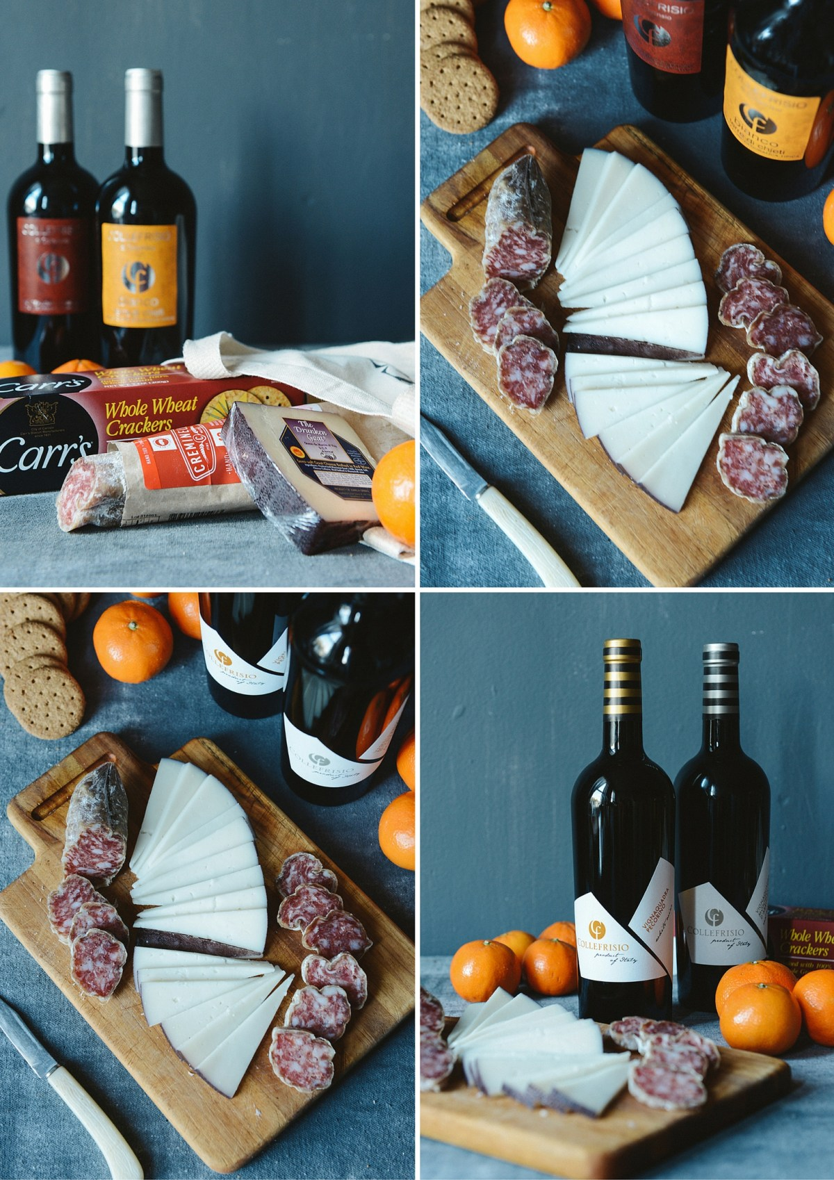 An Edible Gift Guide- For the Wine Lover // www.WithTheGrains.com