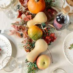 Thanksgiving Inspiration: Table Tops, Savory Sides & Sweets