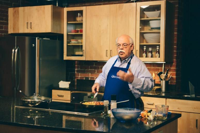"WWII ""We Can Do It"" + @WQED Chris Fennimore's Cooking Demo"
