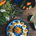 Bánh Mì Style Deviled Eggs