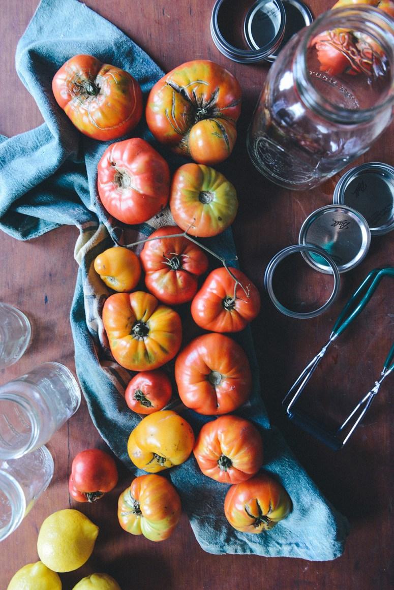 Hazelwood Urban Farms, Season 2   Canning Tomatoes