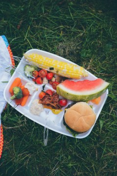 A Summer Tradition // www.WithTheGrains.com