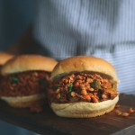 Lentil Sloppy Joes (Vegan)