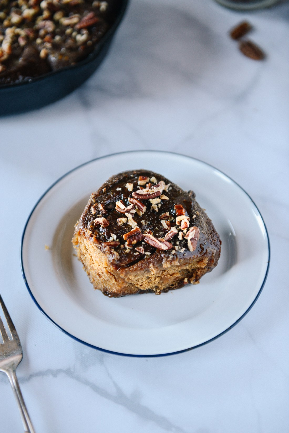 The Ultimate Whole Wheat Sticky Buns // www.WithTheGrains.com