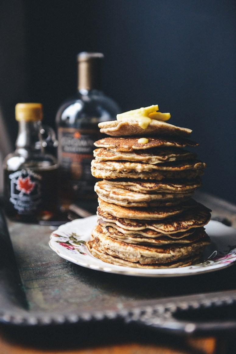 Big Batch Whole Grain Pancake Mix Plus A TV Appearance