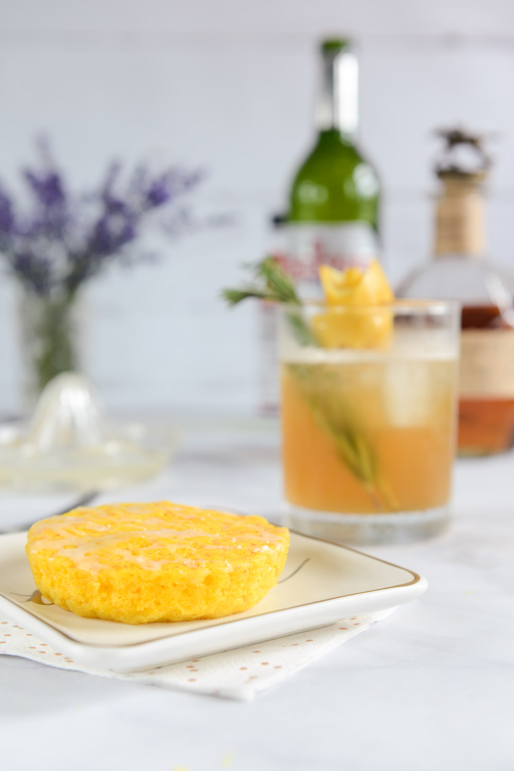 Father's Day Cocktail: Frosty Sazerac and Boozy Cake Pairing