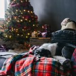 Champagne, Plaid & Presents: How We Christmas'd