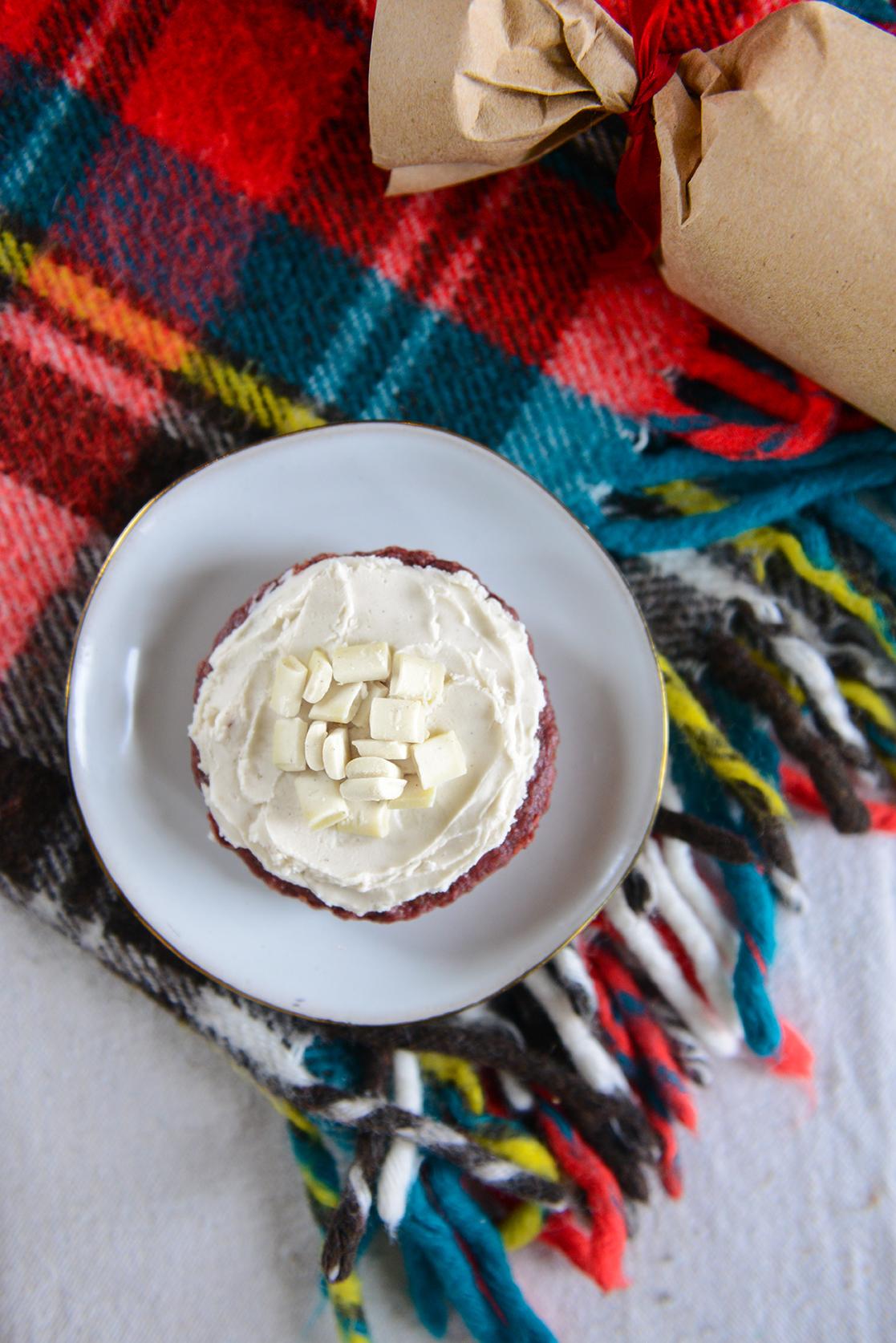 Homemade Eggnog // www.WithTheGrains.com