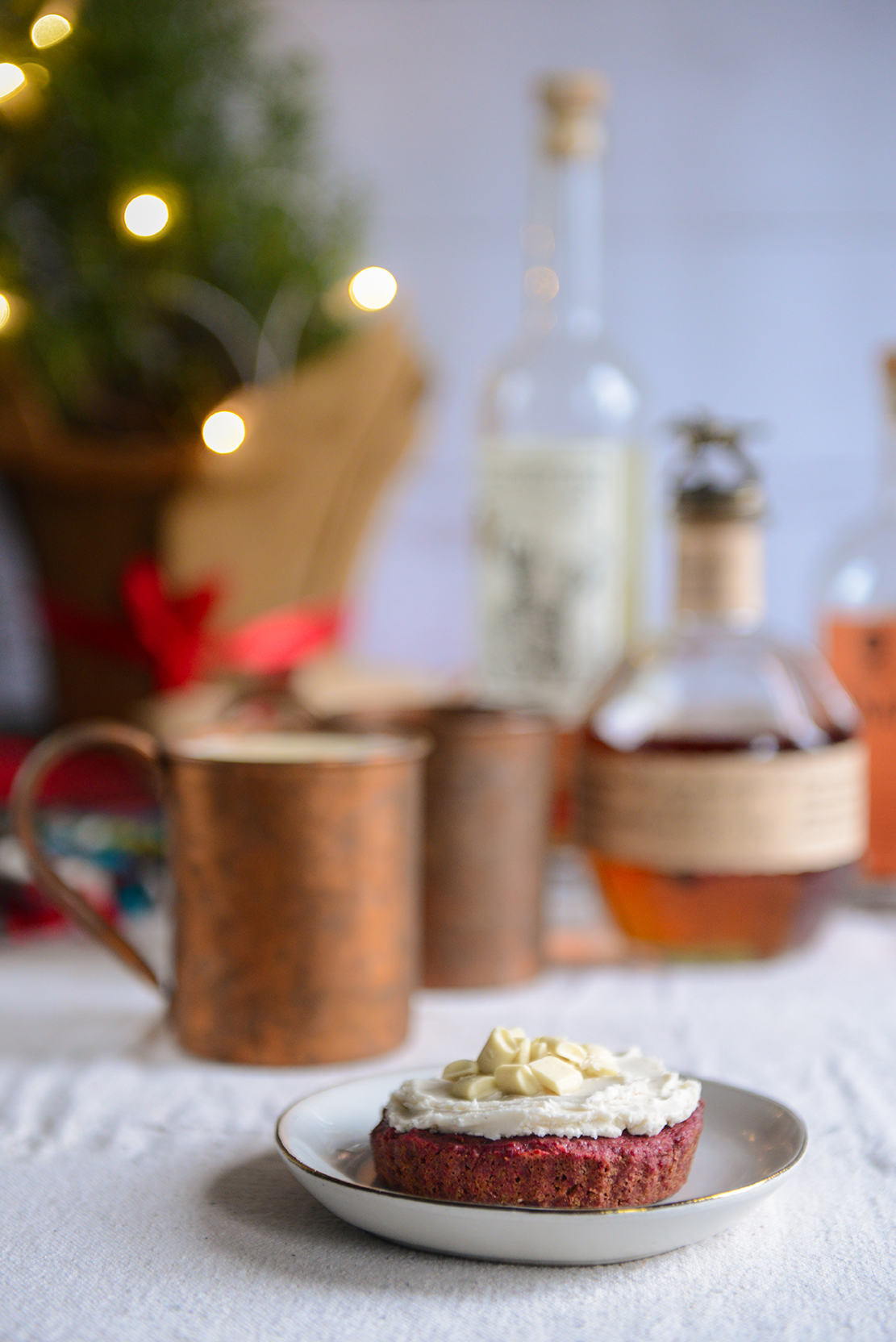 Homemade Eggnog // www.WithTheGrains.com