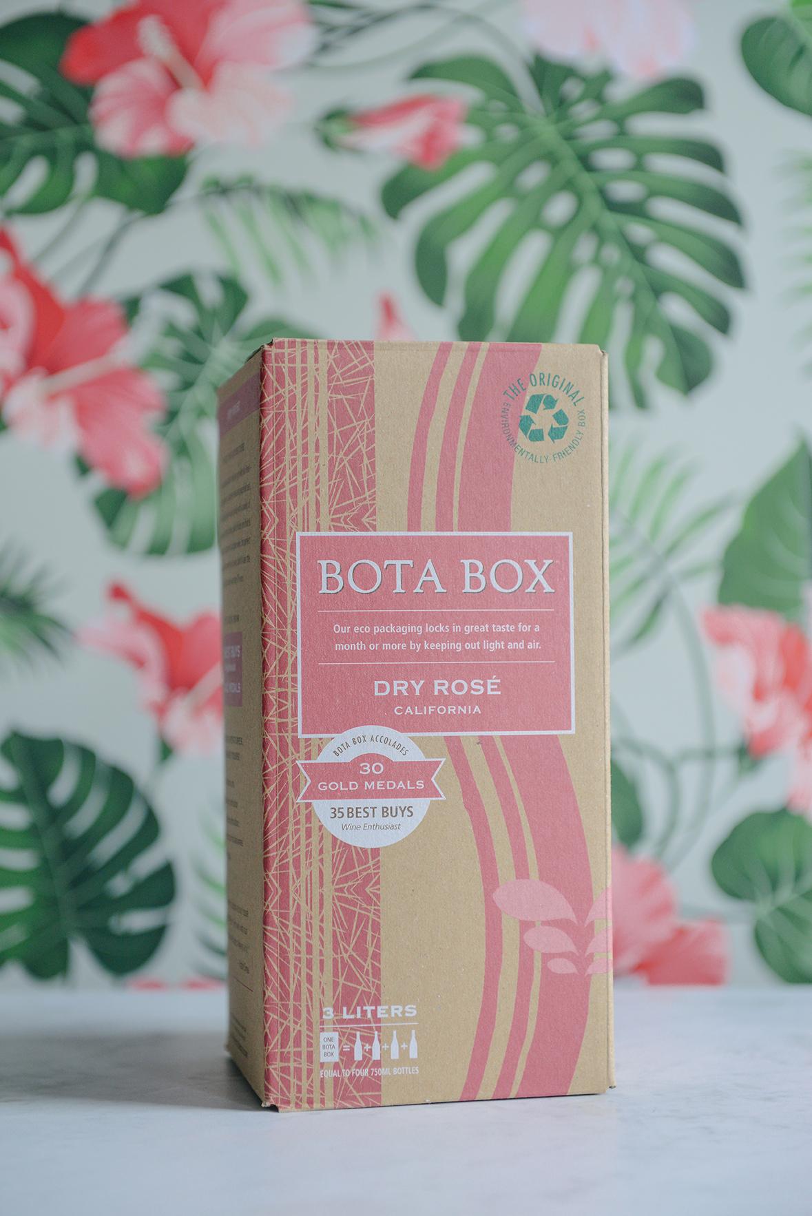 Cheers to the Weekend: Bota Box Rosé