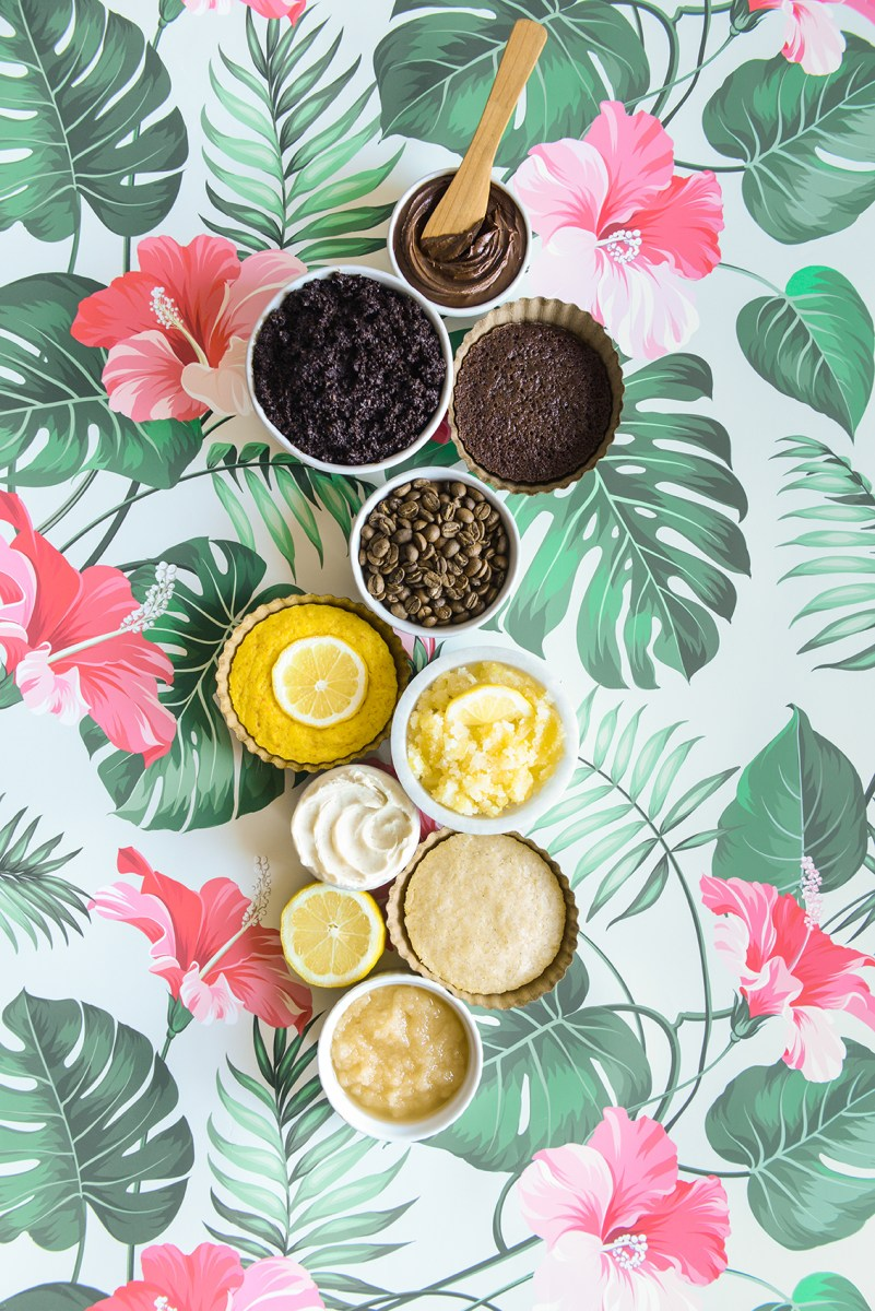 Homemade Sugar Scrub Flavors Inspired by Healthyish Cakes