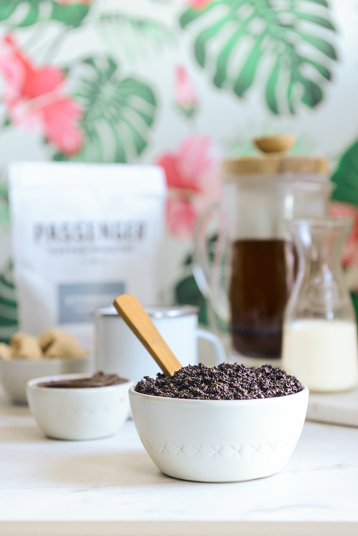 Homemade Sugar Scrub Flavors Inspired by Healthyish Cakes // www.WithTheGrains.com